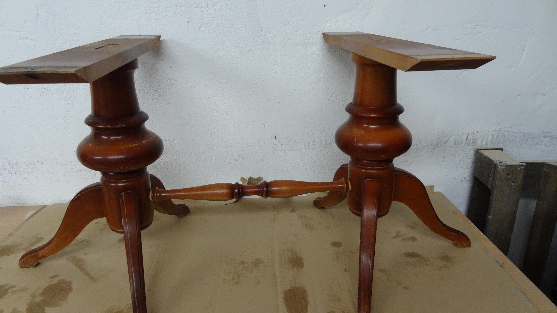 Muebles restaurados entre mesillas for Muebles antiguos restaurados antes y despues